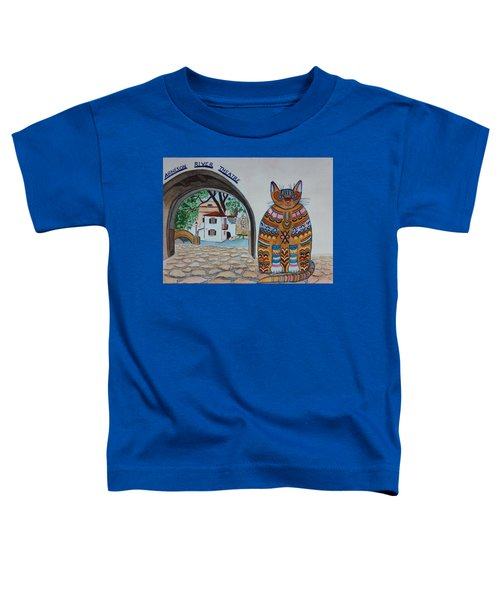 Arneson Theatre Cat Toddler T-Shirt