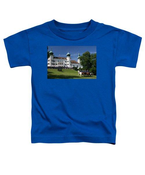 Artstetten Castle In June Toddler T-Shirt