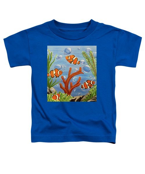 Clowning Around Toddler T-Shirt