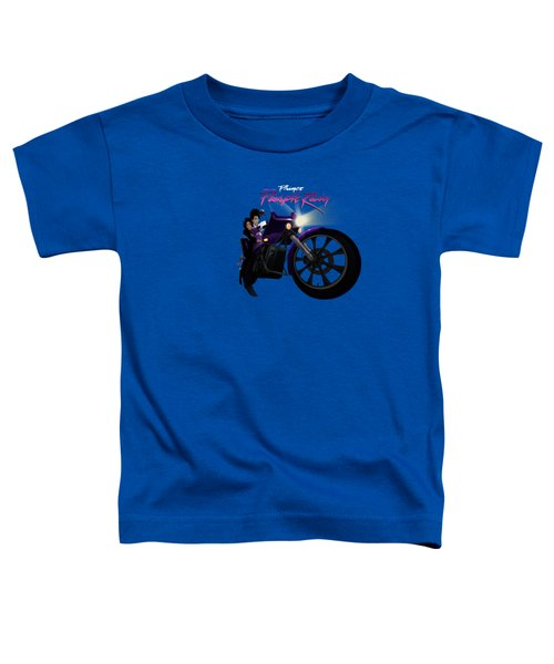 I Grew Up With Purplerain Toddler T-Shirt