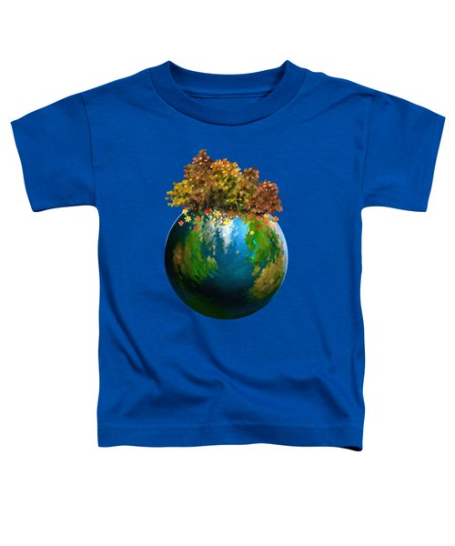 There Is Only One Toddler T-Shirt