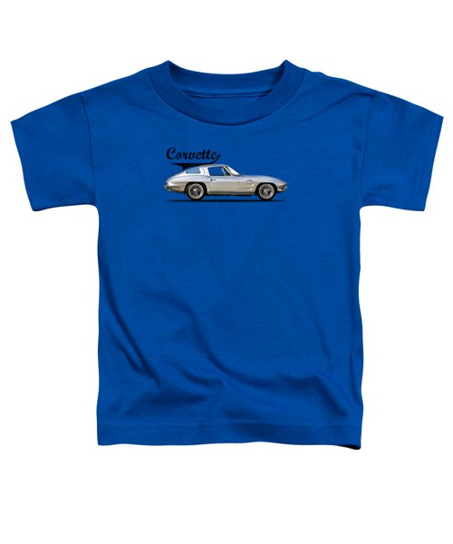 63 Vette Toddler T-Shirt