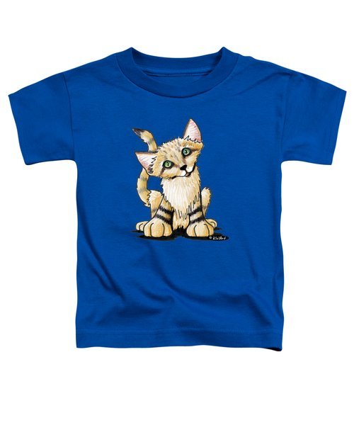 Sand Cat Toddler T-Shirt