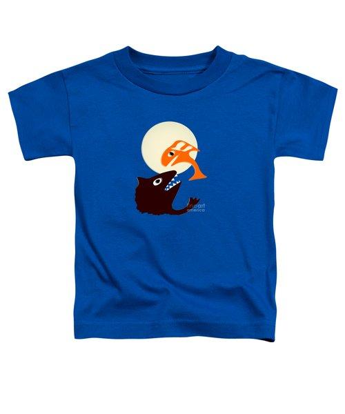 Magic Fish Toddler T-Shirt