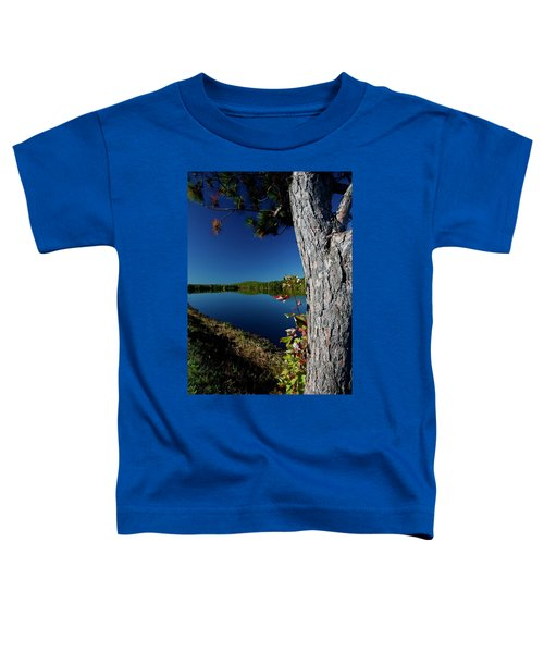 Ashley Reservoir Toddler T-Shirt