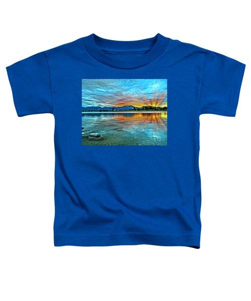 Atom  Toddler T-Shirt