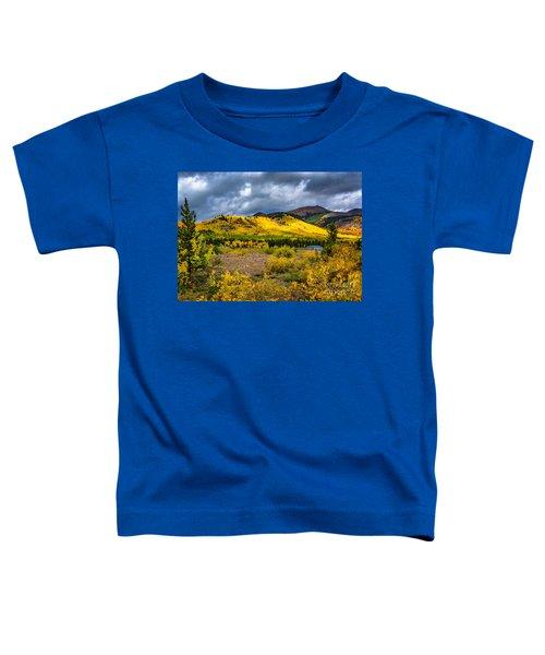 Autumn's Smile Toddler T-Shirt