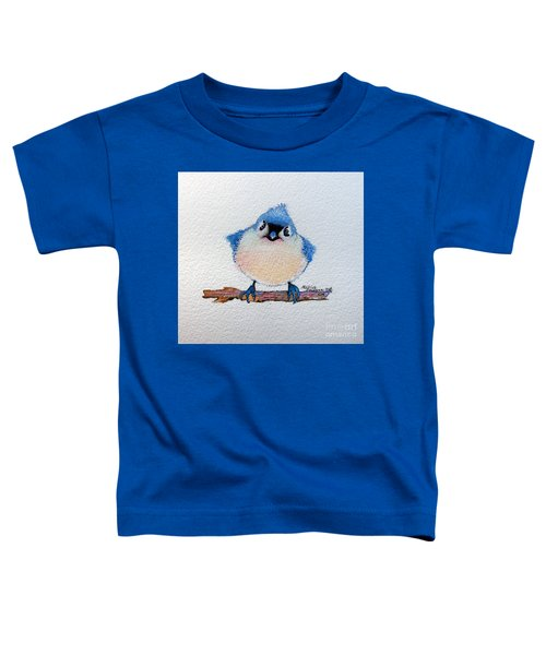 Baby Bluebird Toddler T-Shirt