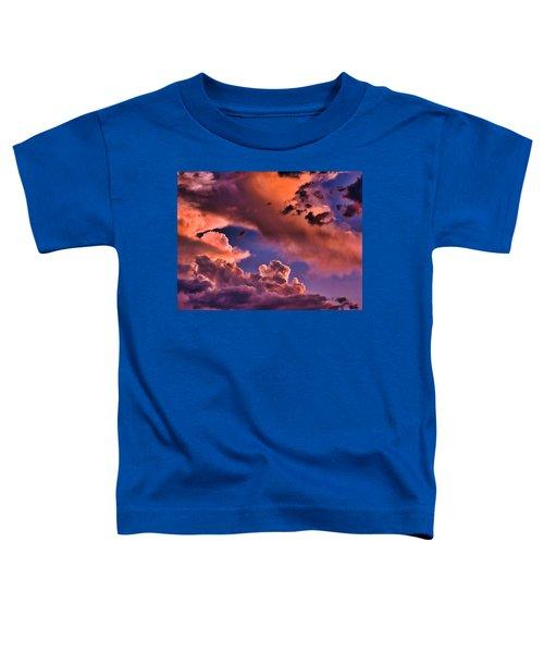 Baby Dragon's Fledgling Flight Toddler T-Shirt