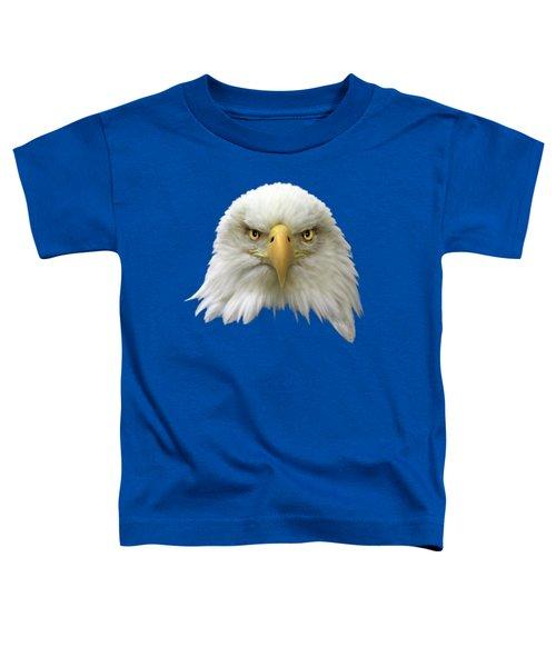 Bald Eagle Toddler T-Shirt