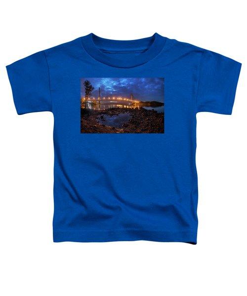 Barelang Bridge, Batam Toddler T-Shirt