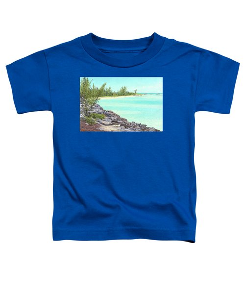 Beach Cove Toddler T-Shirt