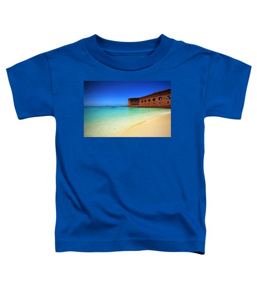 Beach Fort. Toddler T-Shirt