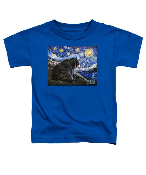 Beary Starry Nights Toddler T-Shirt