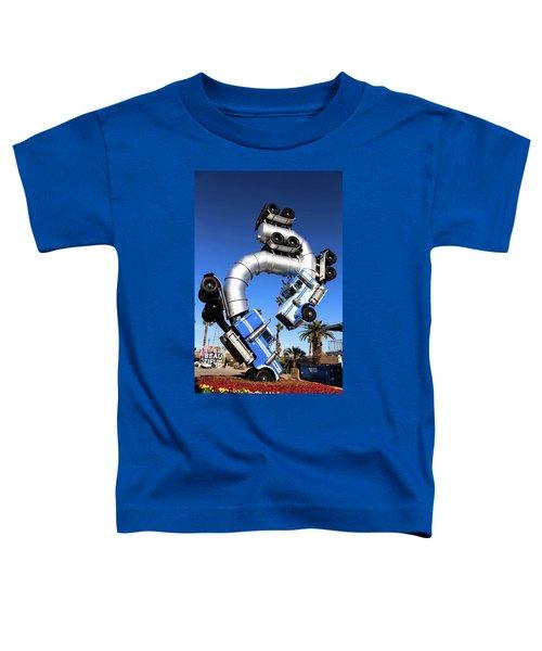 Big Rig Jig Balancing In Vegas Toddler T-Shirt