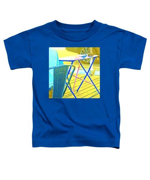 Bird At Jo's  Toddler T-Shirt