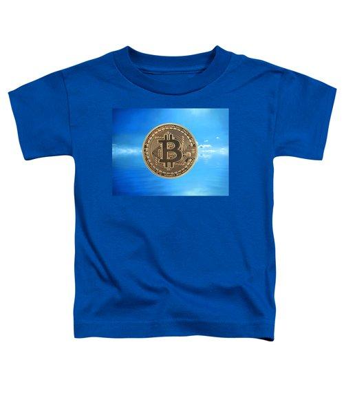 Bitcoin Revolution Toddler T-Shirt
