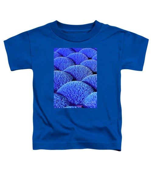 Blue Asia Sound Toddler T-Shirt