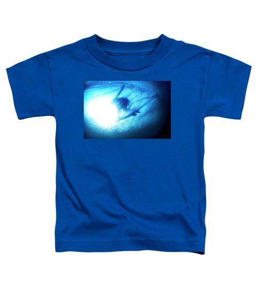 Blue Barrel Toddler T-Shirt