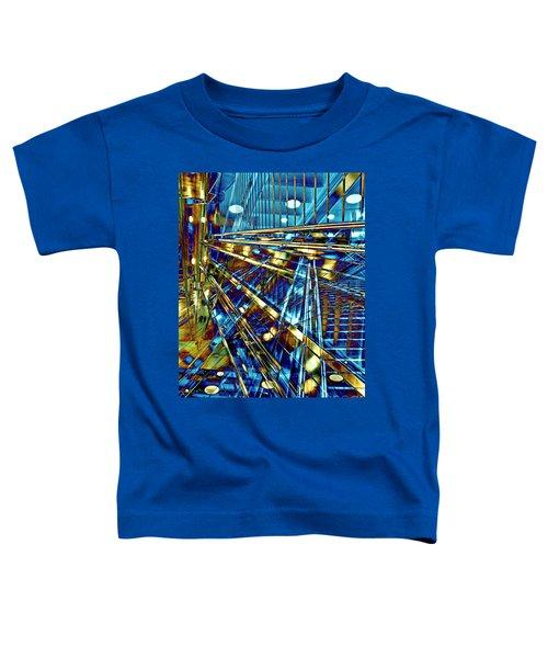 Blue Berlin Sound Toddler T-Shirt