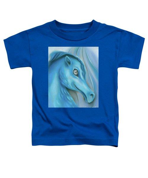 Blue Dragon Toddler T-Shirt
