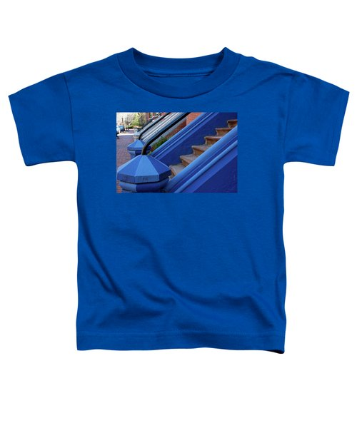 Blue Entry Toddler T-Shirt