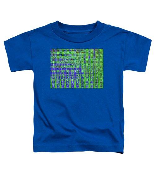 Blue For Green Toddler T-Shirt