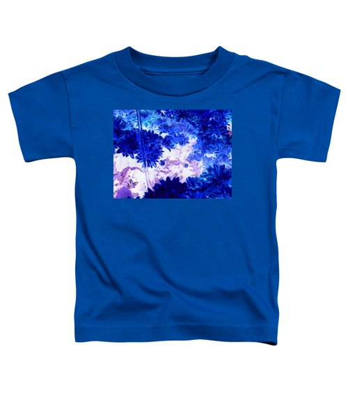 Blue Mums And Water Toddler T-Shirt