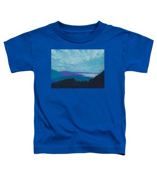 Blue Ridges 3 Toddler T-Shirt