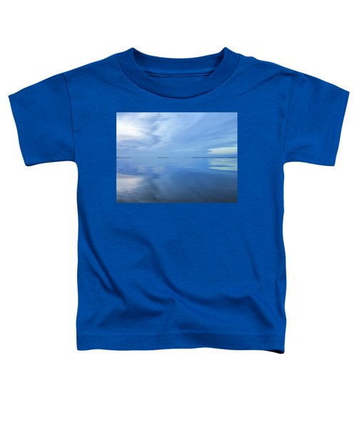 Blue Serenity Toddler T-Shirt