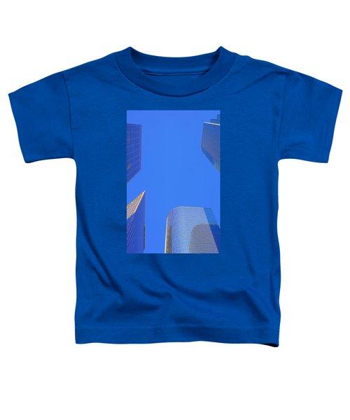 Blue Sky Over Bunker Hill Toddler T-Shirt