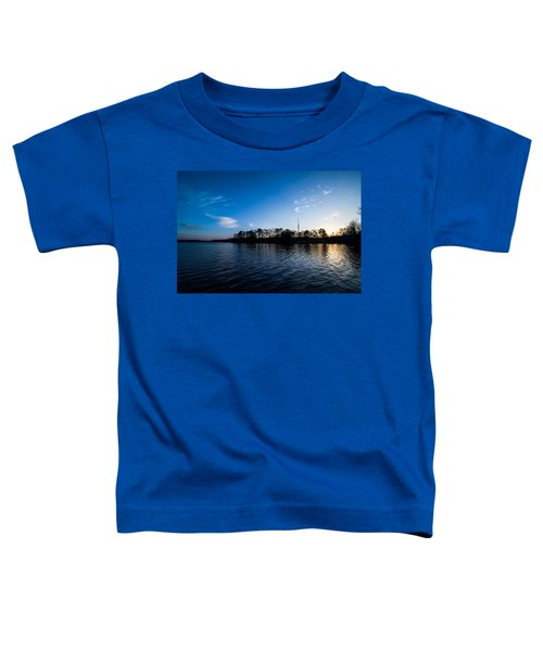 Blue Water Toddler T-Shirt
