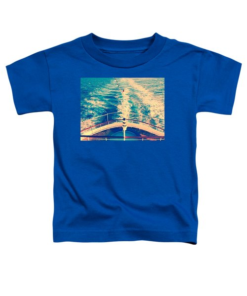 Blue Waters Toddler T-Shirt