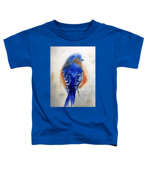 Bluebird #1 Toddler T-Shirt