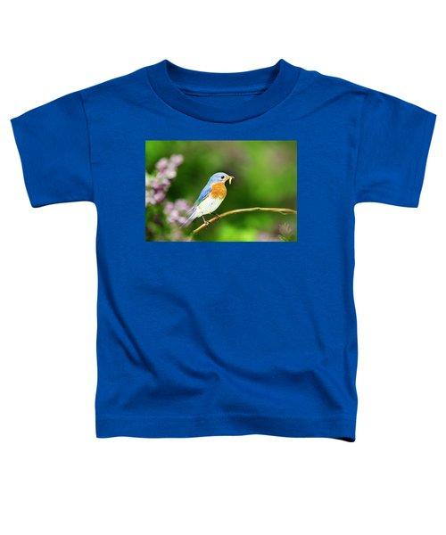 Bluebird Toddler T-Shirt