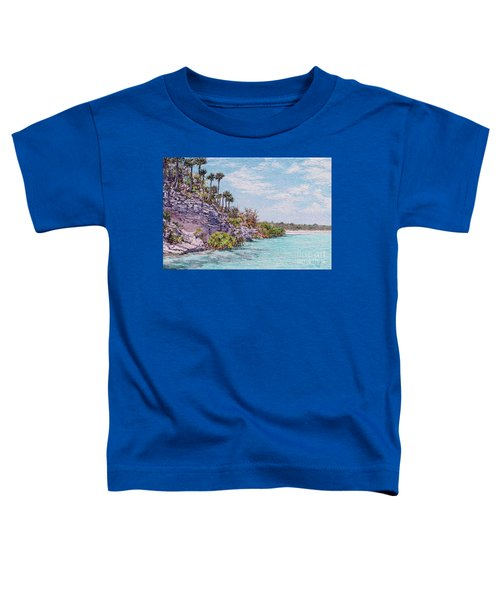 Bonefish Creek Toddler T-Shirt
