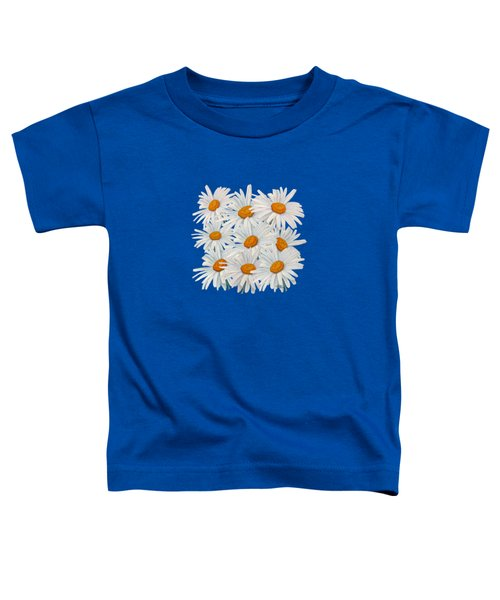Bouquet Of White Daisies Toddler T-Shirt
