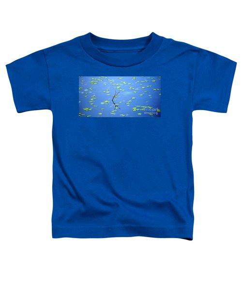 Breaking Though Toddler T-Shirt