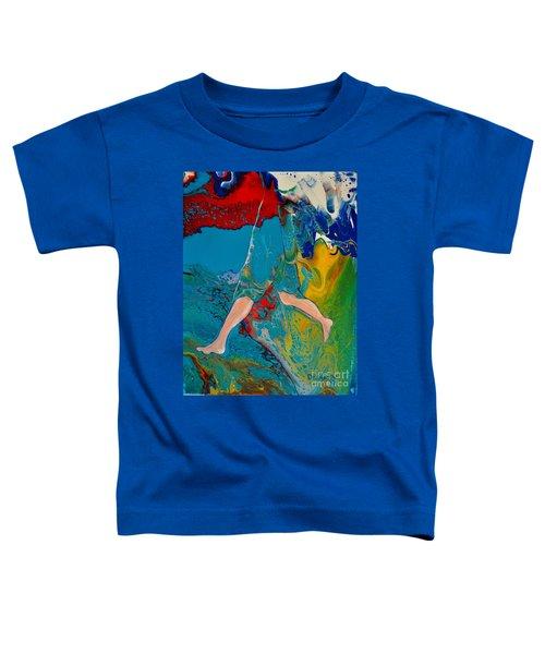 Breaking Through Toddler T-Shirt