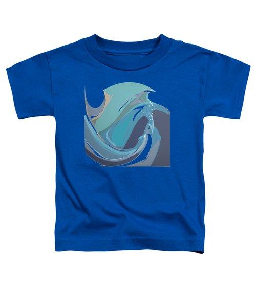 Breaking Waves Toddler T-Shirt