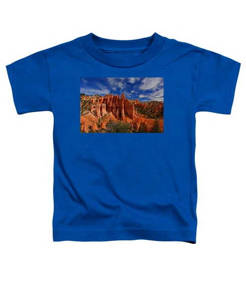 Bryce Hoodoos 2 Toddler T-Shirt