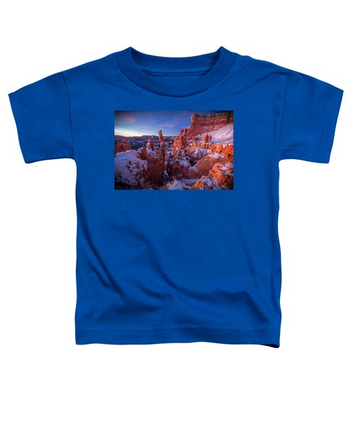 Bryce Tales Toddler T-Shirt