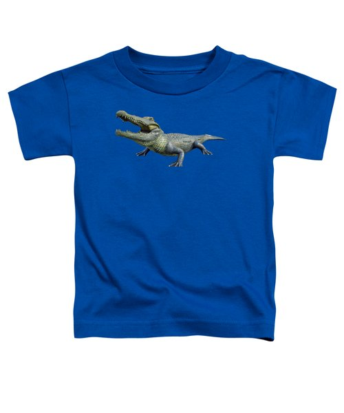 Bull Gator Transparent For T Shirts Toddler T-Shirt