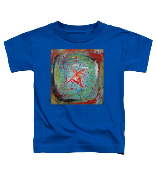 Bullseye Vision Toddler T-Shirt