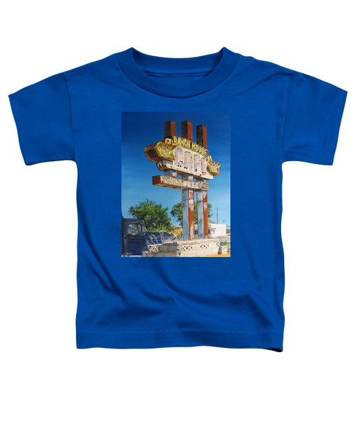 Cafe Toddler T-Shirt