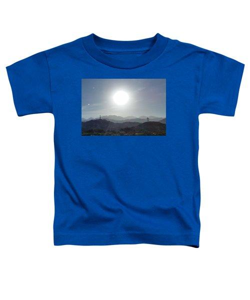 Cajon Pass Sunset Toddler T-Shirt