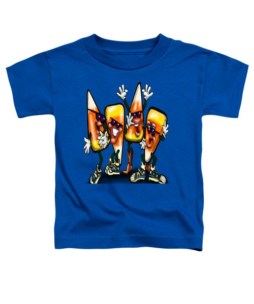 Candy Corn Gang Toddler T-Shirt