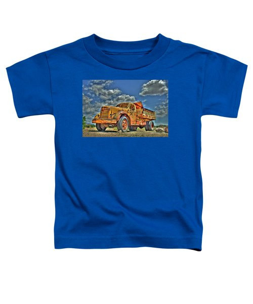 Canyon Concrete 3 Toddler T-Shirt