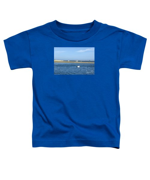 Cape Cod Tranquility Toddler T-Shirt