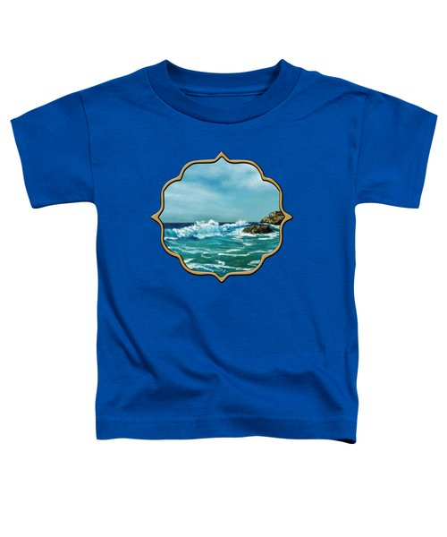 Caribbean Sea Toddler T-Shirt